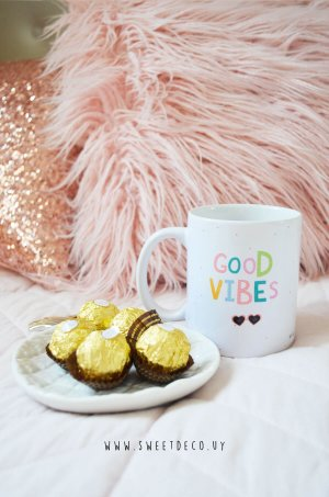 Taza Good vibes
